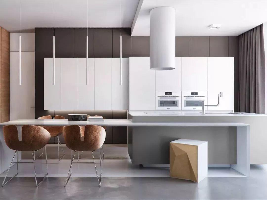 无锡装修设计,家里哪儿都能放的,1㎡实用小吧台