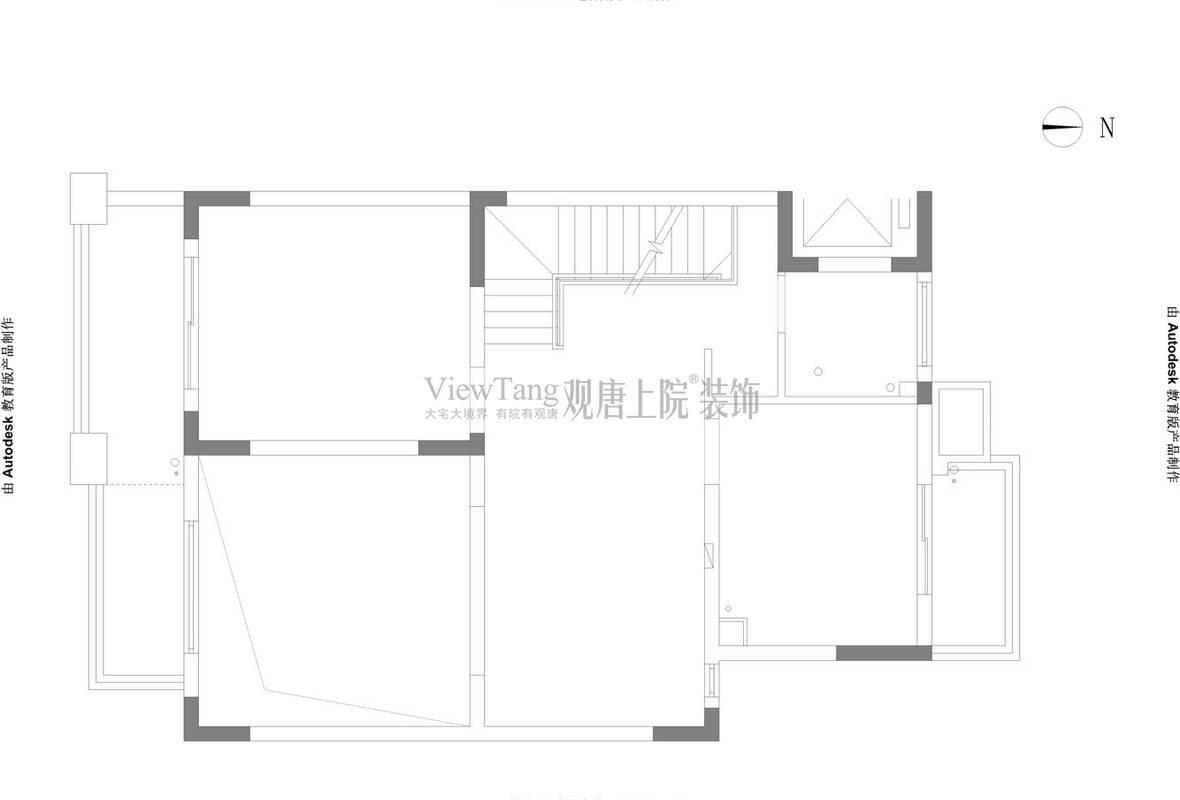 万科氿麓城三楼原始图