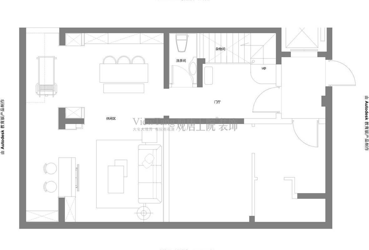 万科氿麓城下叠地下室布置方案